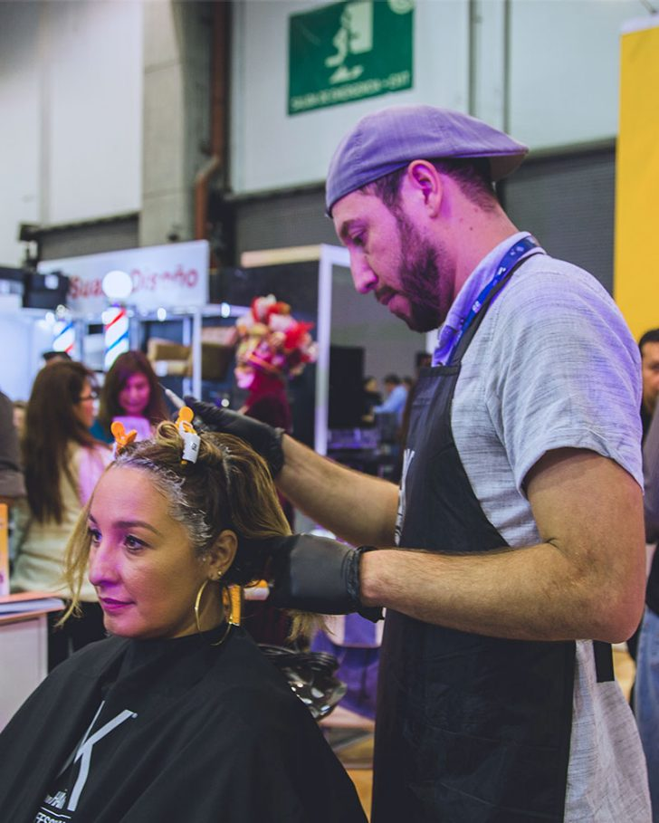 Asiste a Expo Beauty Show