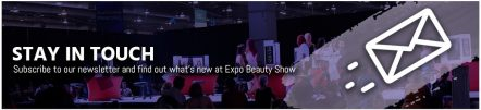 Stay in contact with Expo Beauty Show